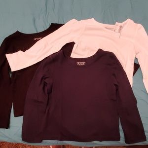 5T, long sleeve shirts, NWT